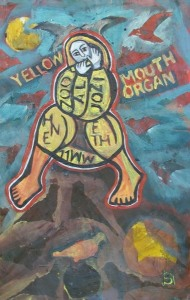 Yellow Mouth Organ