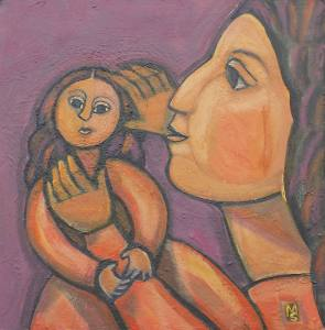 Saffron Motherhood
