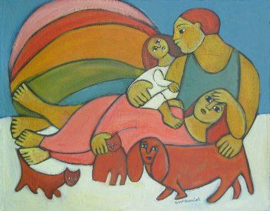 Jani's Rainbow Family